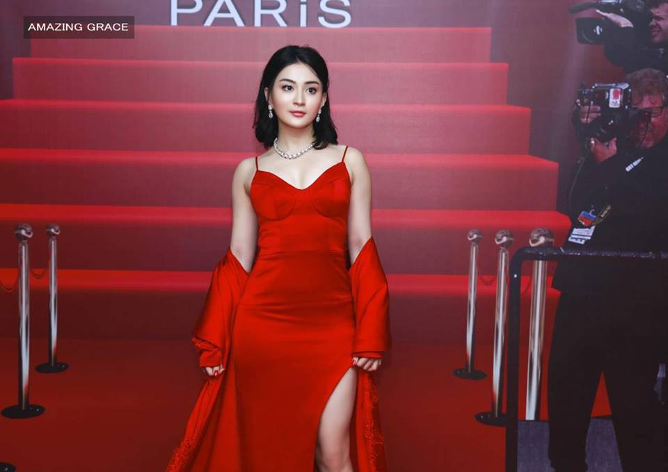 Wutt Mhone Shwe Yi - L'OREAL Paris Myanmar Red Carpet