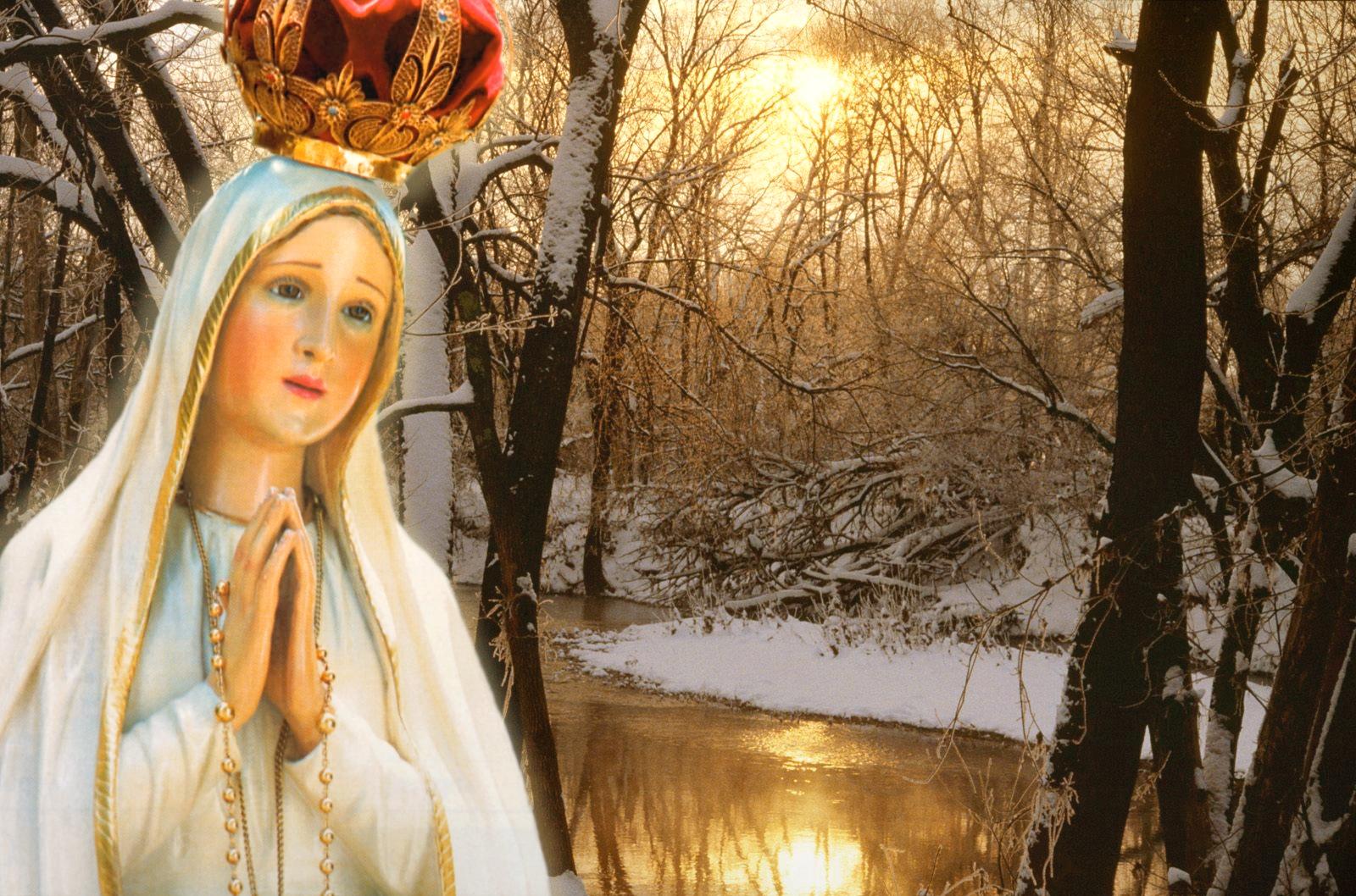 Papel De Parede Nossa Senhora Aparecida: Banda Digitus Dei: Papéis De Parede
