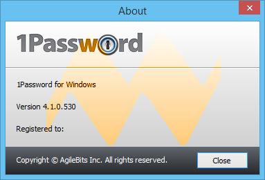 1Password 4.1 Full Crack