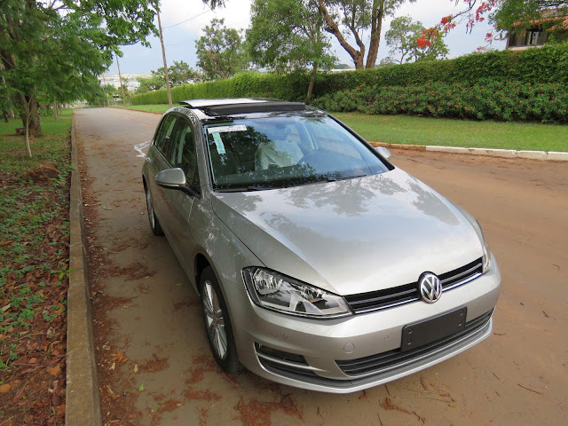 VW Golf TSI Comfortline 2017 Flex