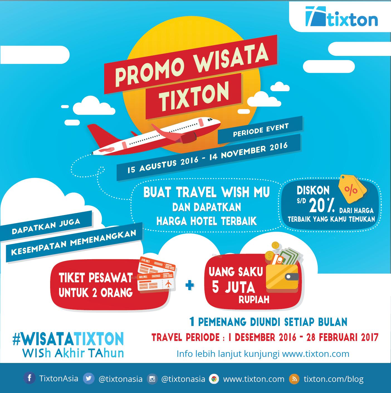 Promo Tixton