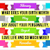 BIRTH MONTH PERSONALITY: What Does Your Birth Month Says About You And Your Love One