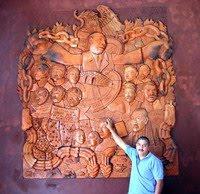 Efren Gonzalez, artists