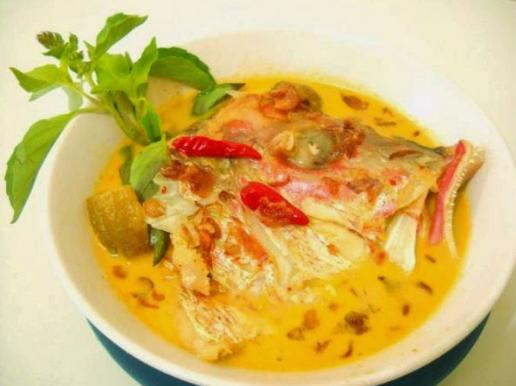 Sup Ikan Kuah Santan Praktis Menggoda