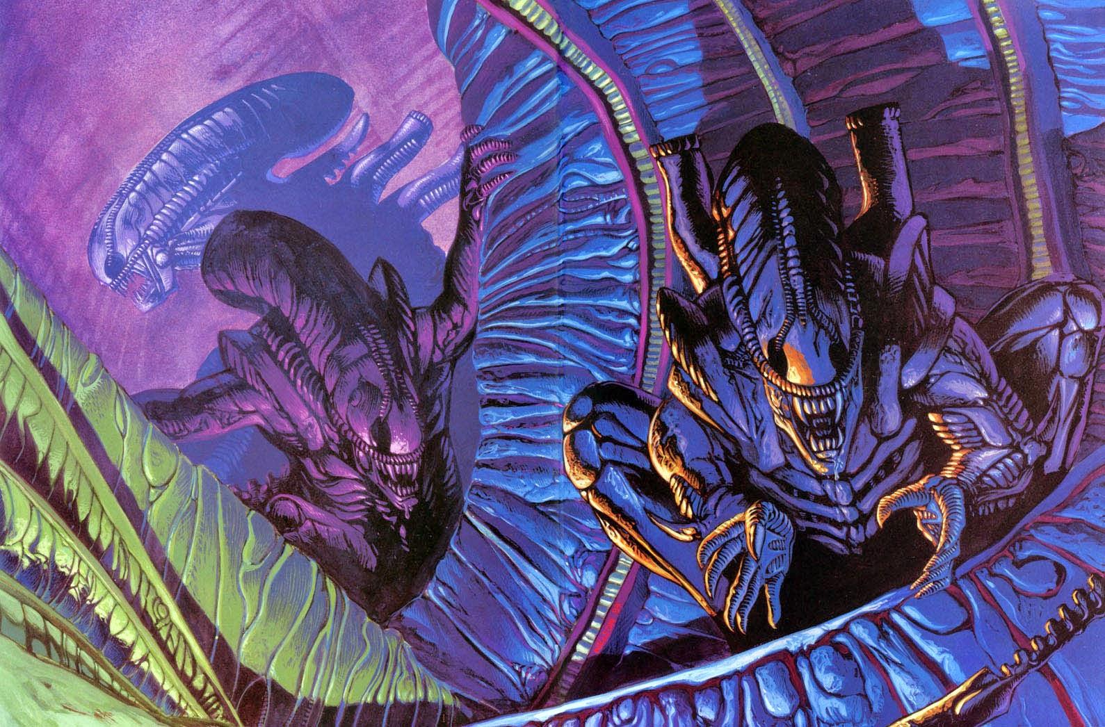 xenomorph swarm