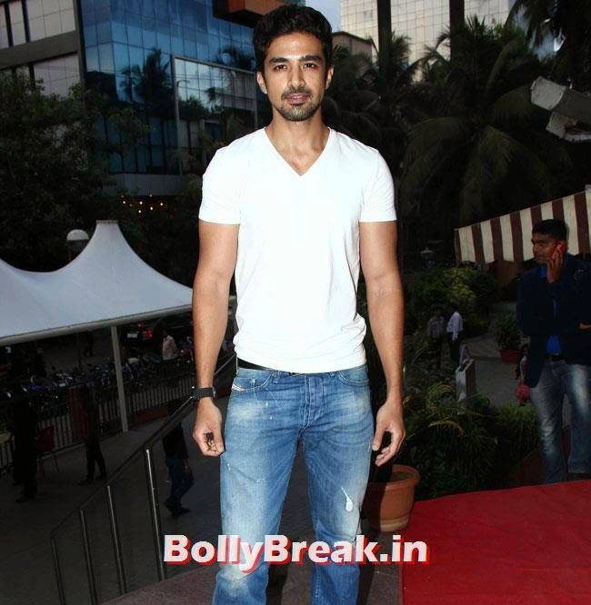 Saqib Saleem, Nimrat Kaur, Shilpa Shukla at The World Before Her Movie Special Screening