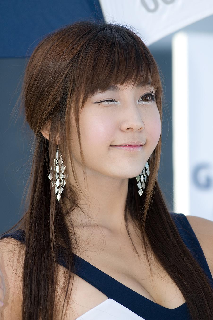 Hot korean model shin ju hee sexy - 3 part 2