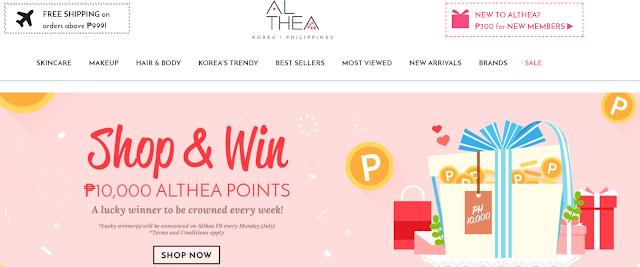 Althea-Korea-Shop-WIn-Promo-LivingMarjorney