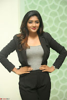 Actress Eesha Looks gorgeous in Blazer and T Shirt at Ami Tumi success meet ~  Exclusive 124.JPG
