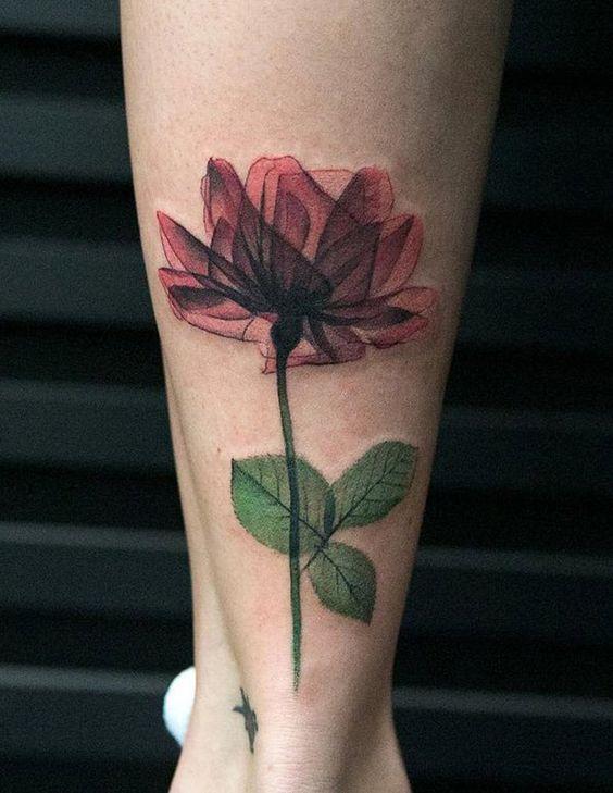 small tattoo star