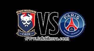 بث مباشر مباراة باريس سان جيرمان وكان