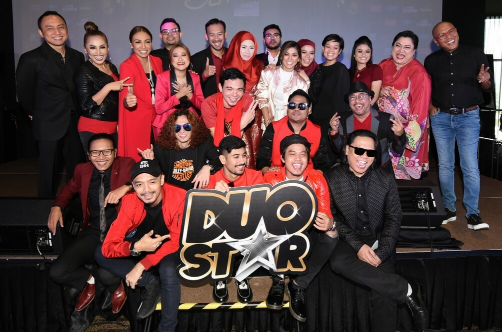 Peserta Duo Star
