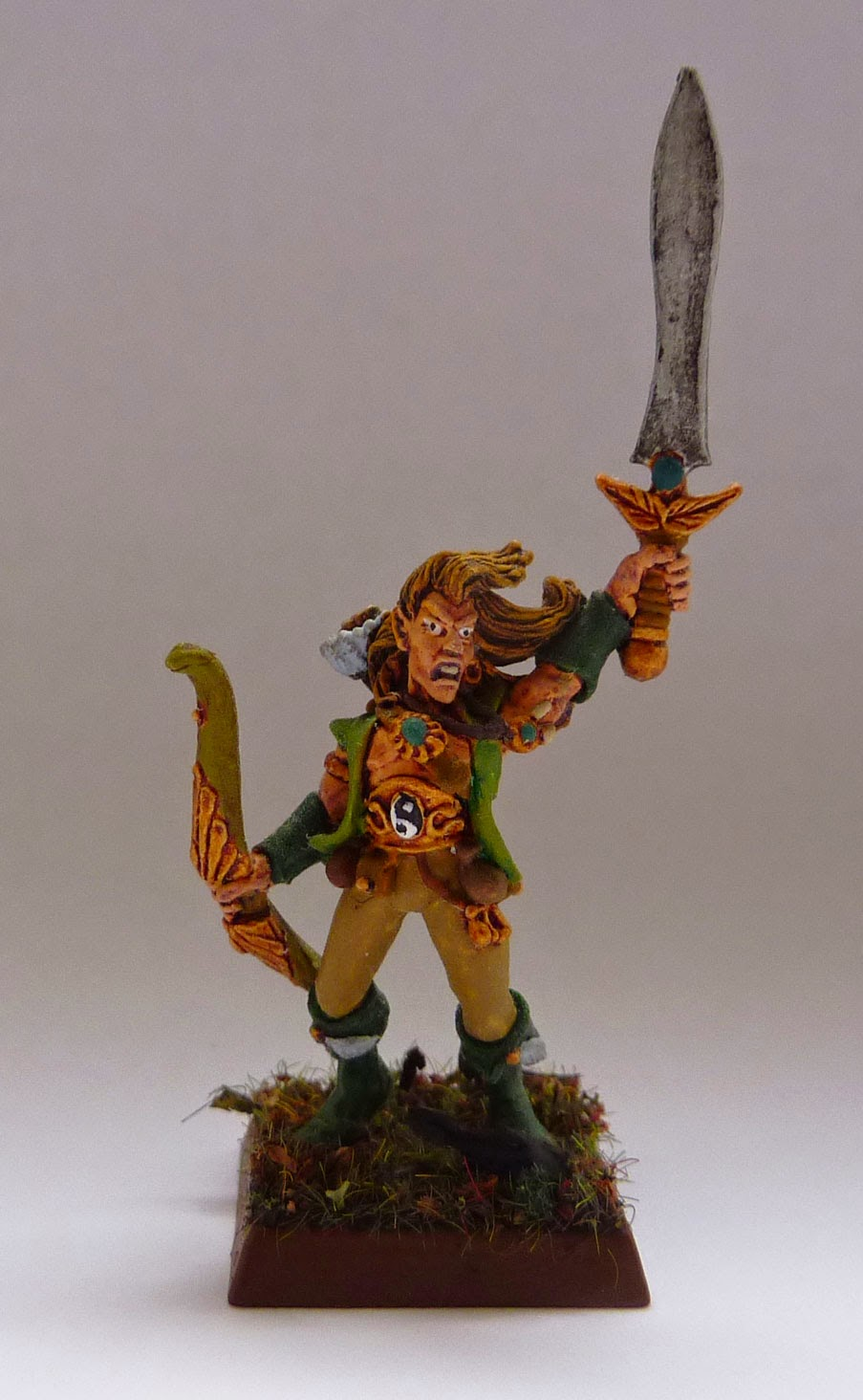 Classic Wood Elf Deepwood Scouts