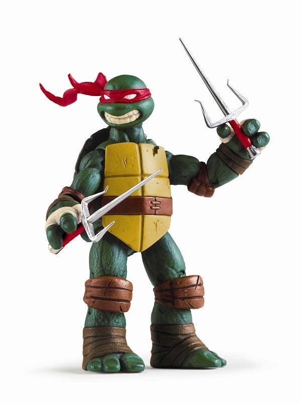 TMNT toys return looking better than ever!Ninja Turtles Toys Nick