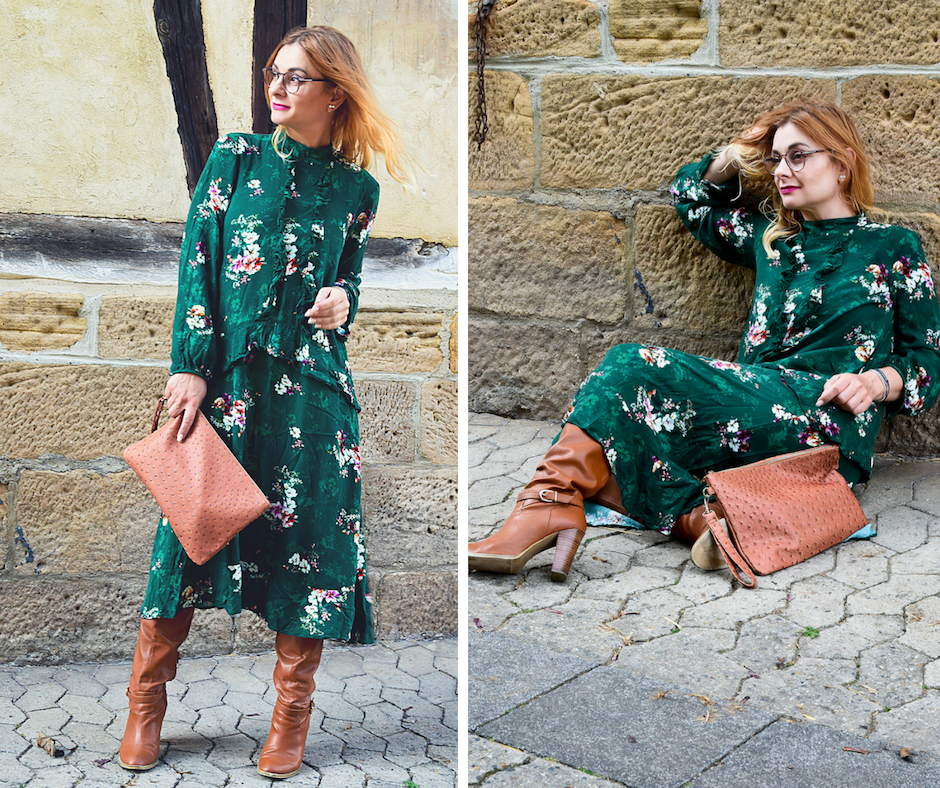 Modetipps für die Farbe Grün