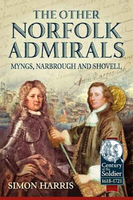 The Other Norfolk Admirals: Myngs, Narbrough and Shovell