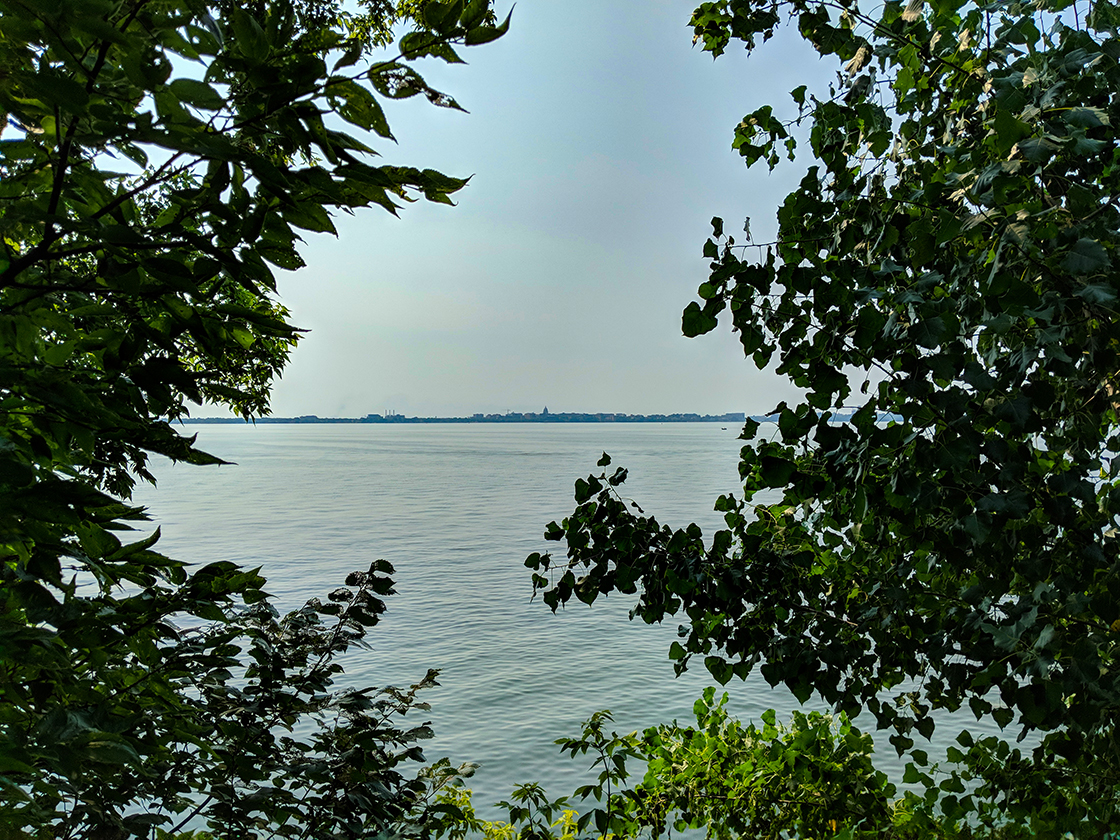 Governor's Island in Madison Wisconsin