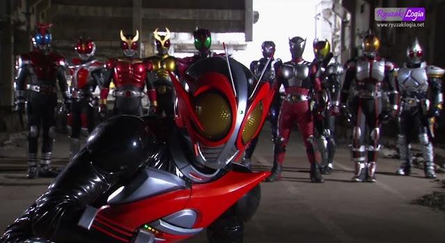 Kamen Rider G Subtitle Indonesia - RyuzakiLogia Movie