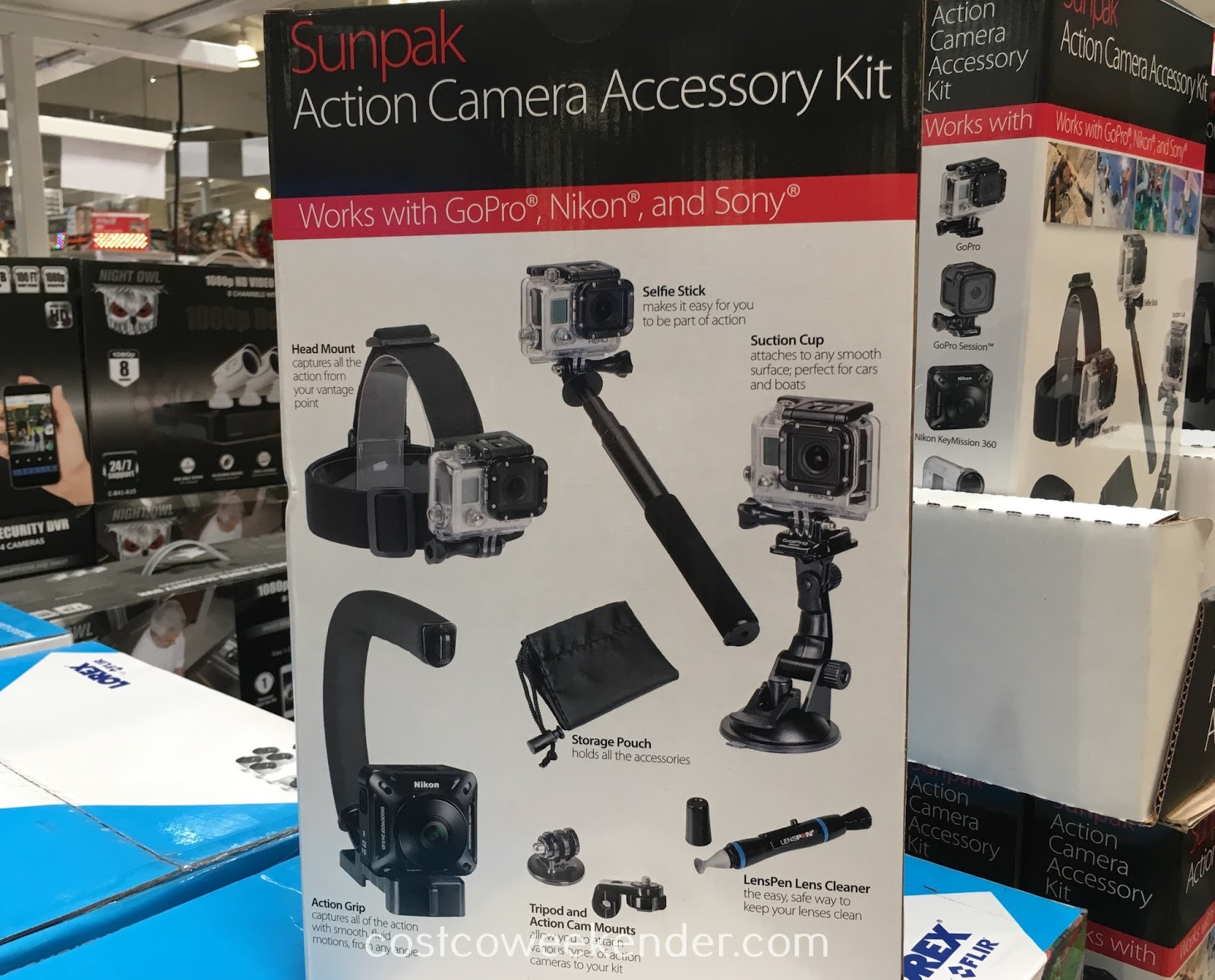 Costco 1064368 - Great for any photographer or weekend warrior