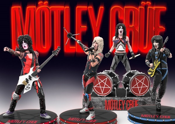 Motley Crue 2018 toys