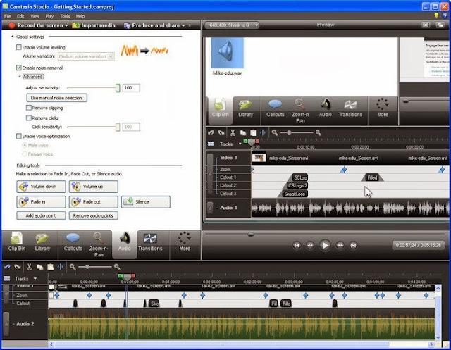 Camtasia Studio   Free Download Full Version Windows/ Mac