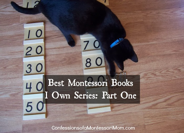 Best Montessori Books I Own {Confessions of a Montessori Mom blog}