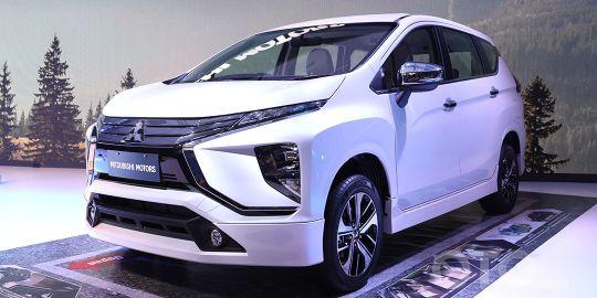 Mitsubishi Xpander Mobil Low MPV Terbaru 2017