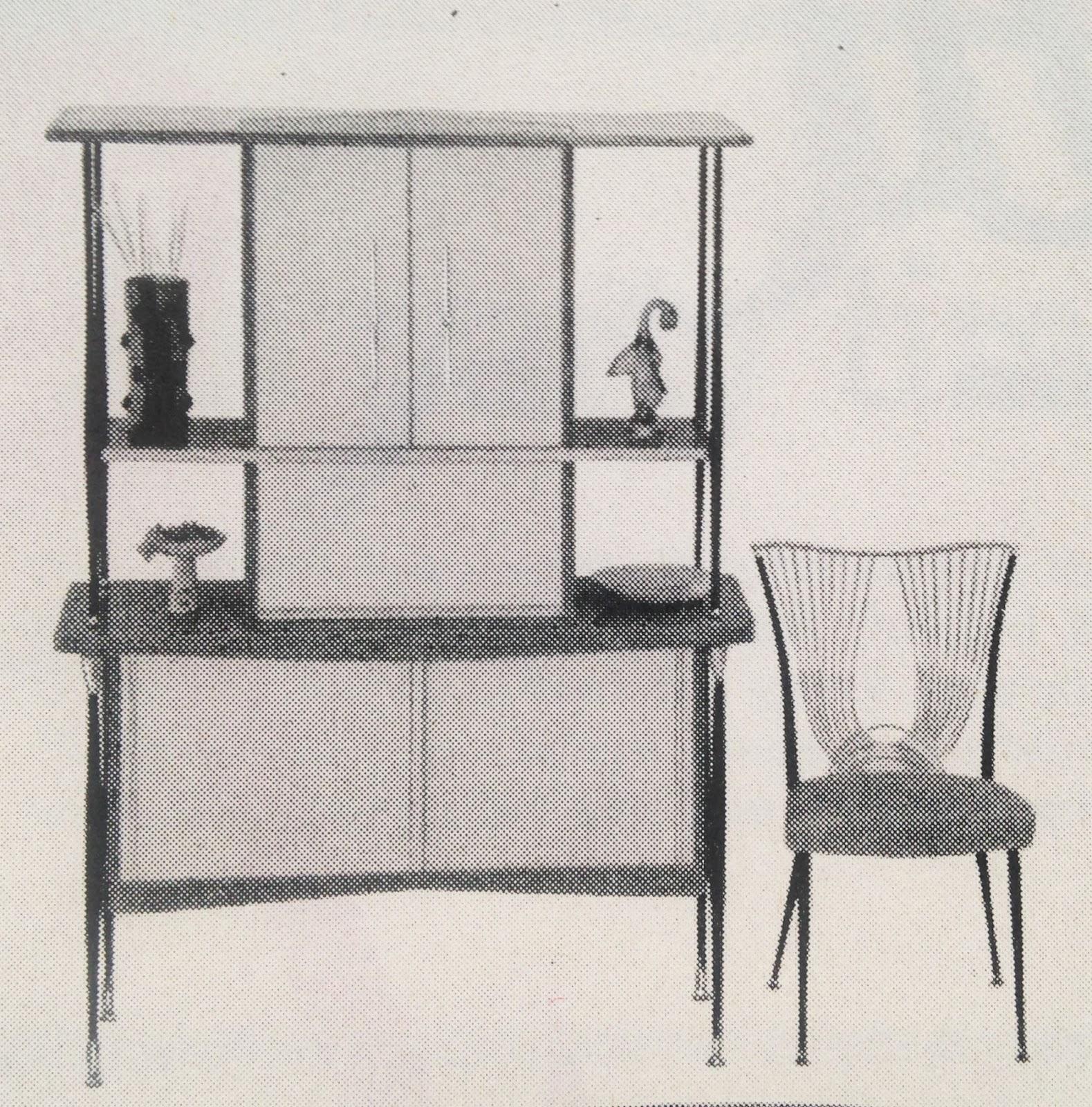 Mid Century Modern Furniture Design: Studio, Garden & Bungalow: Mid-Century Modern Furniture