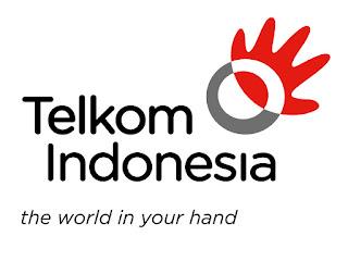 Logo Telkom TLKM