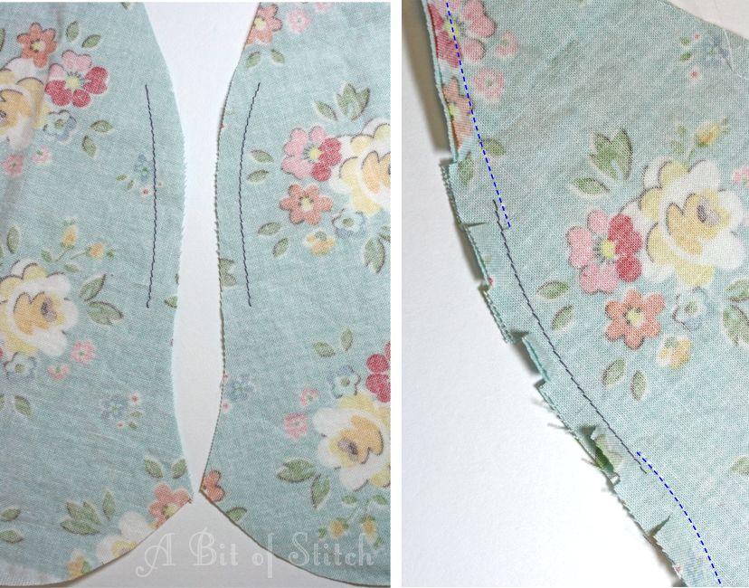 stitch bits the cottage mama 39 s tulip petal sun hat made reversible. Black Bedroom Furniture Sets. Home Design Ideas