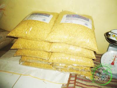 Sulastri Sulawesi Selatan  Pembeli Benih Padi TRISAKTI 75 HST Panen sebanyak 50 Kg atau 10 Bungkus