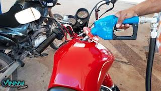 3ª redução no preço da gasolina