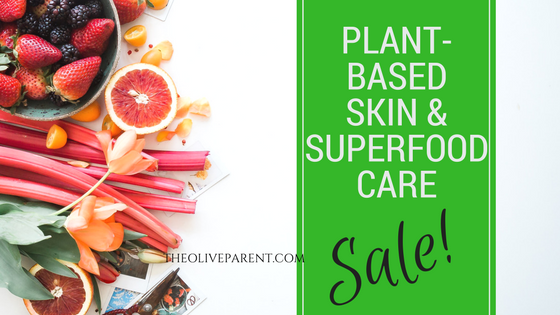 Miessence Skincare and superfoods are on sale