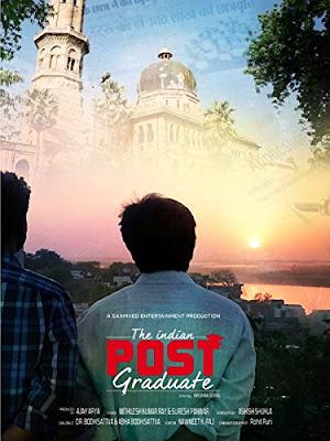 The Indian Post Graduate 2018 Hindi WEBRip 700Mb x264