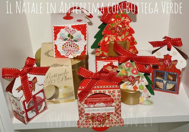 Il Natale in Anteprima con Bottega Verde e MakeUp Fun