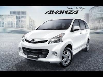 Harga Toyota Avanza Terbaru 2017