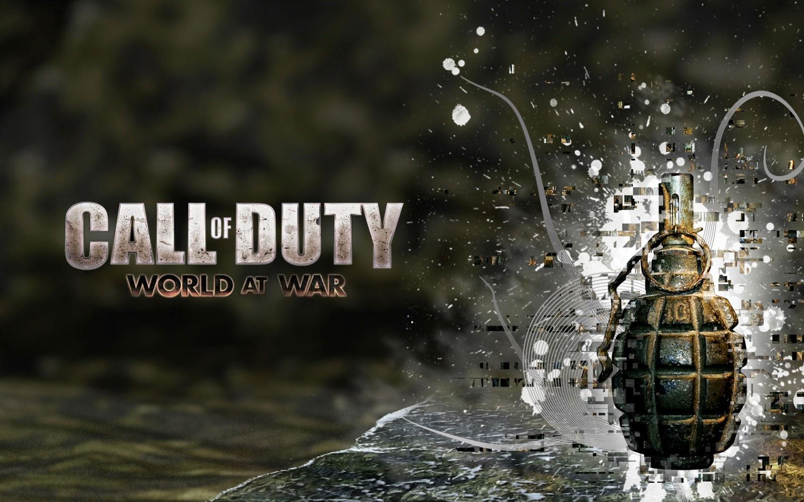 Call Of Duty Wallpaper Hd: HD WALLPAPERS: Call Of Duty 5 World At War