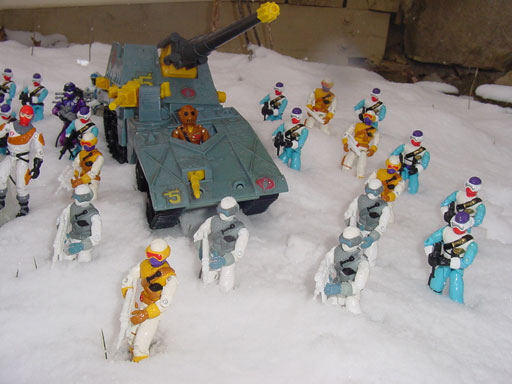 1998 Firefly, Snow Serpent, 1991, 1993, Mail Away, 1987 Ice Viper, Cobra Wolf, Cobra Maggot, Worms