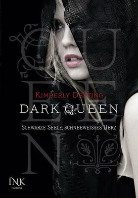 """""""Dark Queen - Schwarze Seele, schneeweißes Herz"""" von Kimberly Derting, Jugendbuch, Fantasy"""