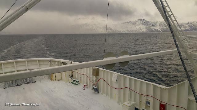 Ferri de Breivikeidet - Tromso por El Guisante Verde Project