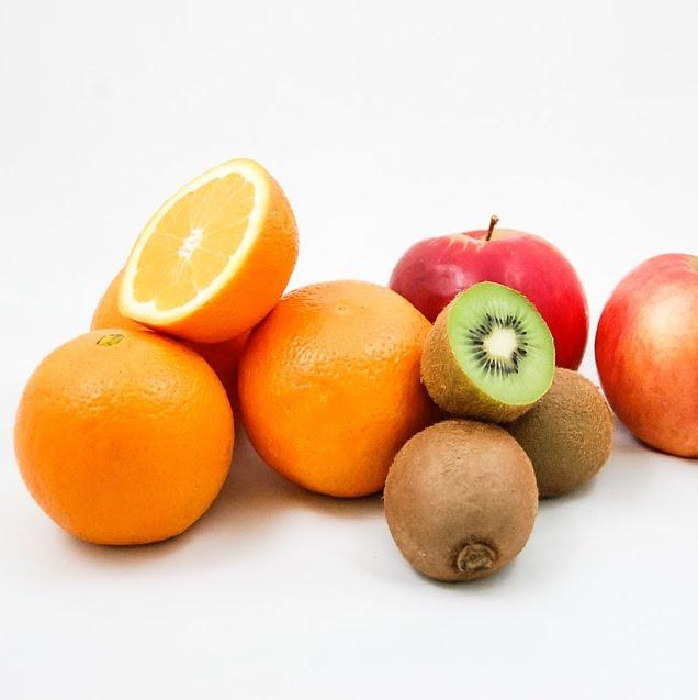 Vitamina C en la fruta