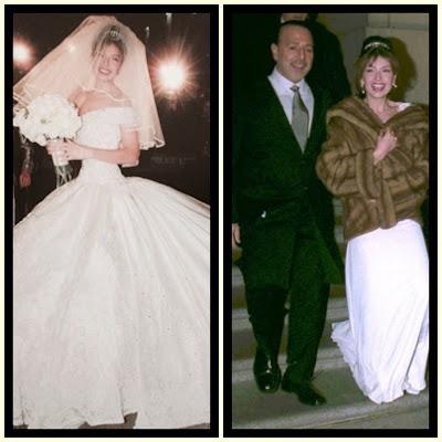 Thalia e Tommy se casam em 2000