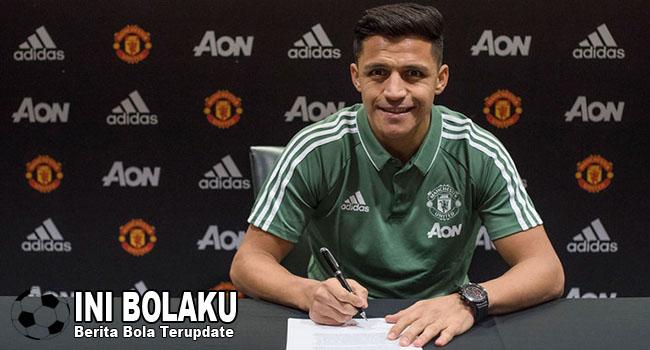 10 Pemain Manchester United Dengan Gaji Besar, Sanchez Nomor 1