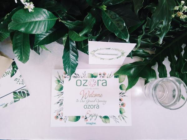 Soft Launcing Ozora Skin Care: Yogyakarta