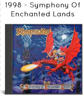 1998 - Symphony Of Enchanted Lands