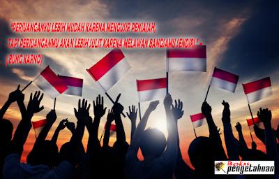 Sejarah Nasionalisme Bangsa Indonesia