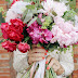 Build A Garden Bouquet {Sponsored by Laura Ashley}