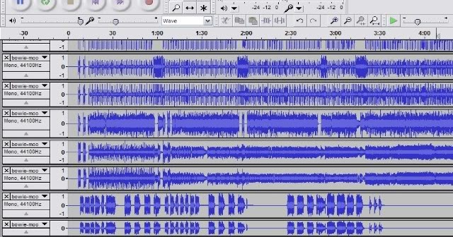 Very Random Streams: My stems and multitrack files
