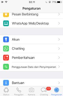Tutorial Keluar Dari Grup Whatsapp Tanpa Ketahuan 3