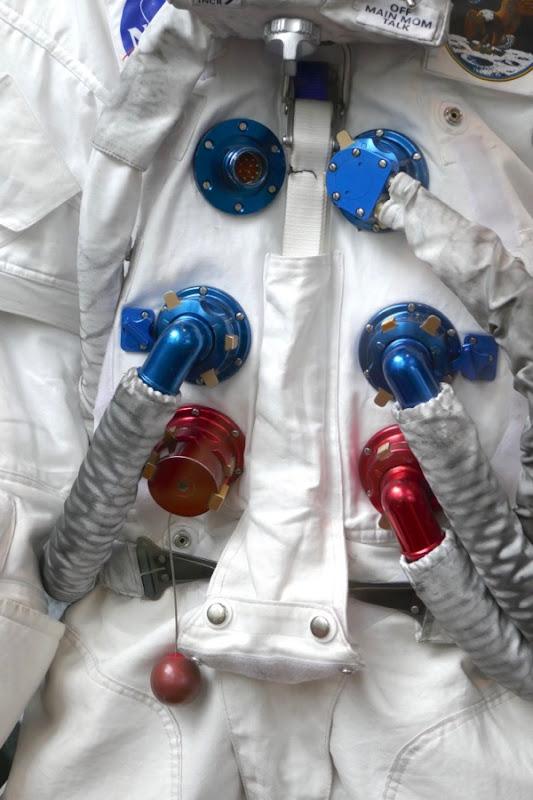 First Man NASA Apollo A7L spacesuit detail
